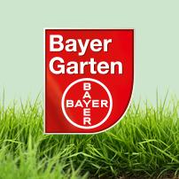 Logo Bayer Garten